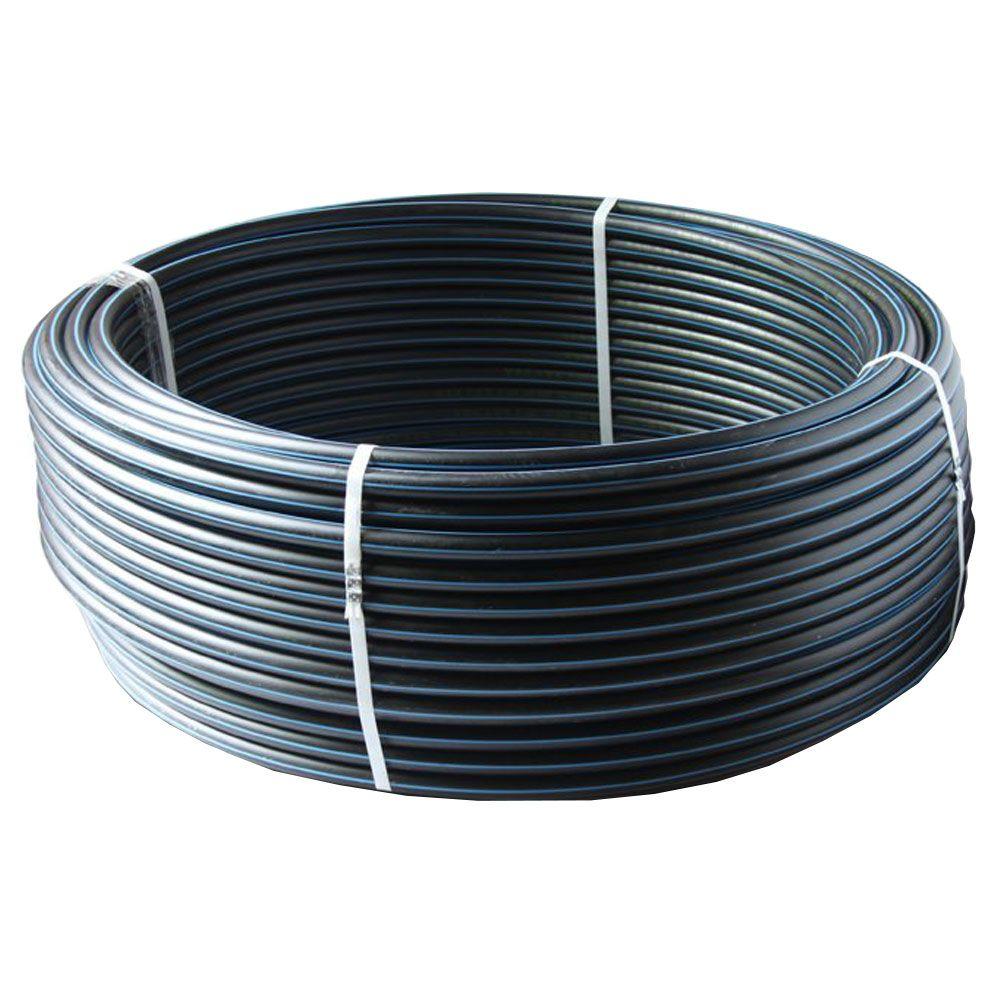 Труба полиэтилен 20мм ПЭ100 SDR11 чёрная в Калининграде