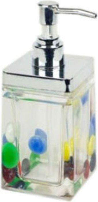 Дозатор для мыла настольный Мозайка (А8825 W44) в Калининграде