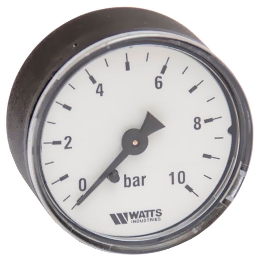 Манометр осевой (аксиальный) 10 бар., 63 мм, 1/4 в Калининграде
