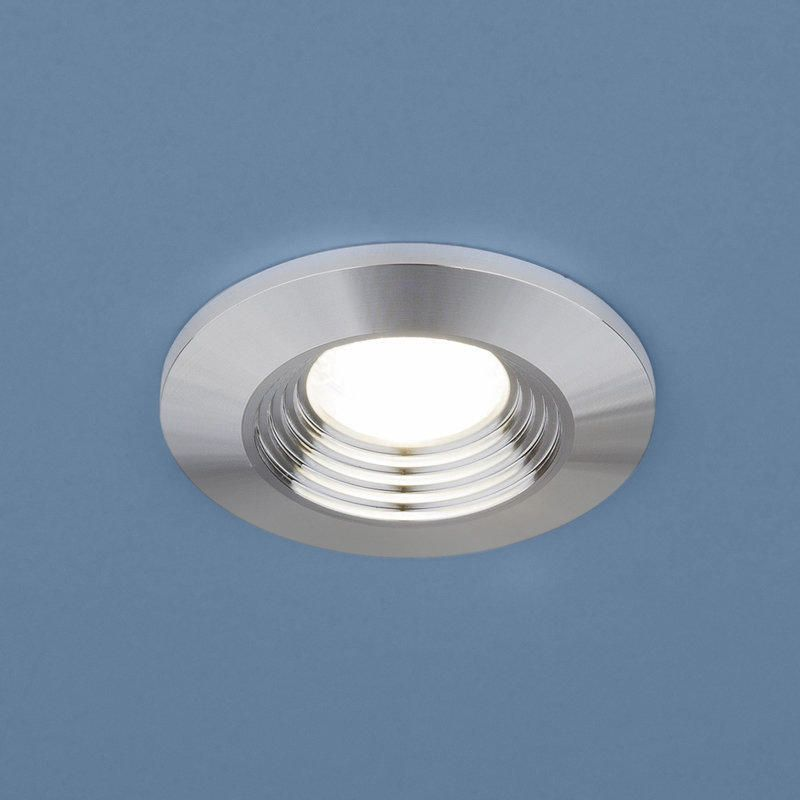 Светильник 9903 LED 3W COB SL серебро ELEKTROSTANDART в Калининграде