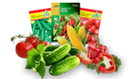 Семена плодово-овощных культур, зелень в Калининграде