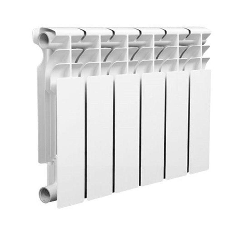 Радиатор биметаллический ECO 500/80мм 6 секций (792 Вт), Lammin в Калининграде