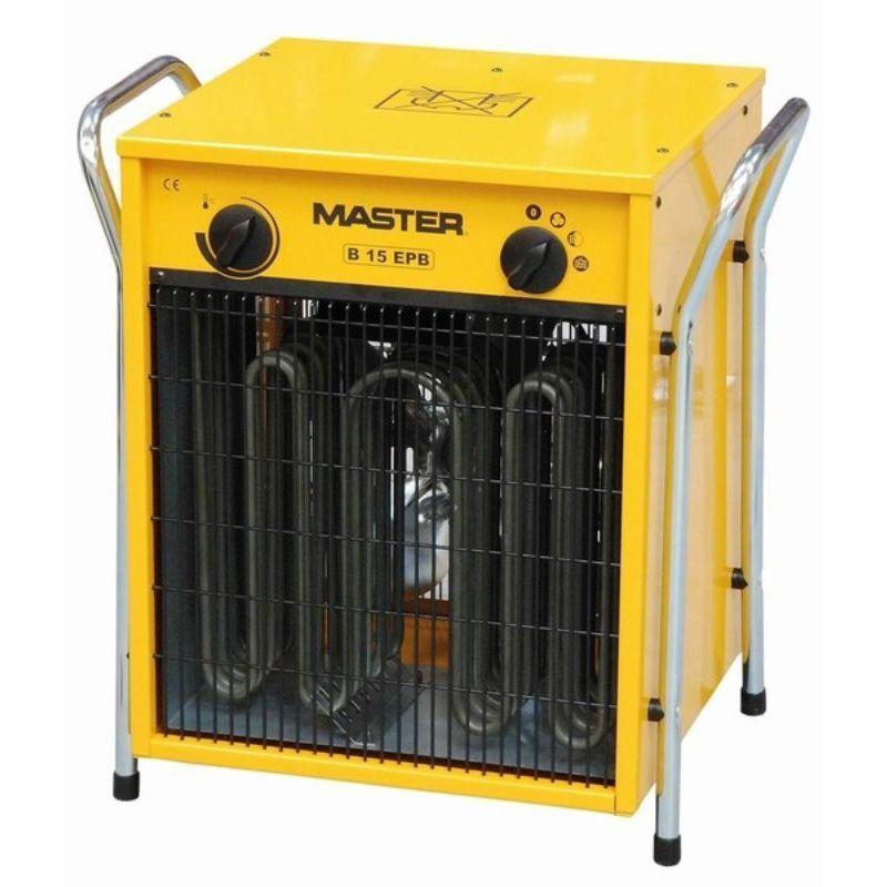 Нагреватель электрический MASTER B15 EPB (7,5-15кВт/400В) в Калининграде