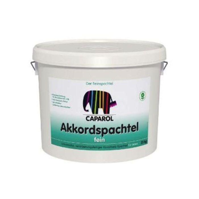 Шпаклевка готовая полимерная CAPAROL Akkordspachtel Fein 25кг в Калининграде
