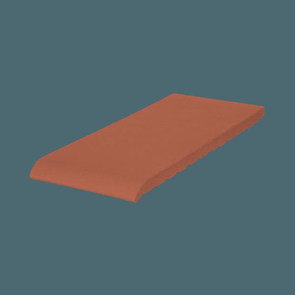 Плитка подоконная Красная 24,5х12х1,5см PRZYSUCHA в Калининграде