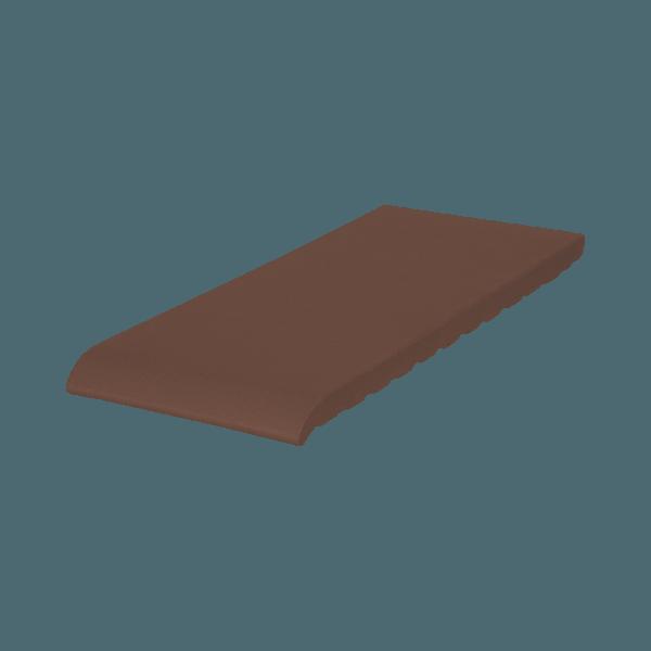 Плитка подоконная Коричневая 28х12х1,5см PRZYSUCHA в Калининграде