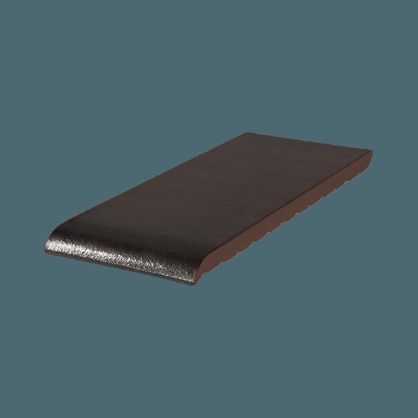 Плитка подоконная Чёрный Оникс 24,5х12х1,5см PRZYSUCHA в Калининграде