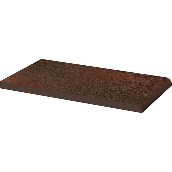 Плитка подоконная Браун СЕМИР 30х14,8х1,1см PARADYZ CERAMIKA в Калининграде