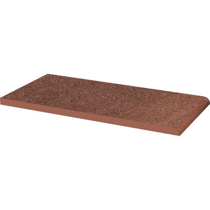Плитка подоконная Браун ТАУРУС 20х10х1,1см PARADYZ CERAMIKA в Калининграде