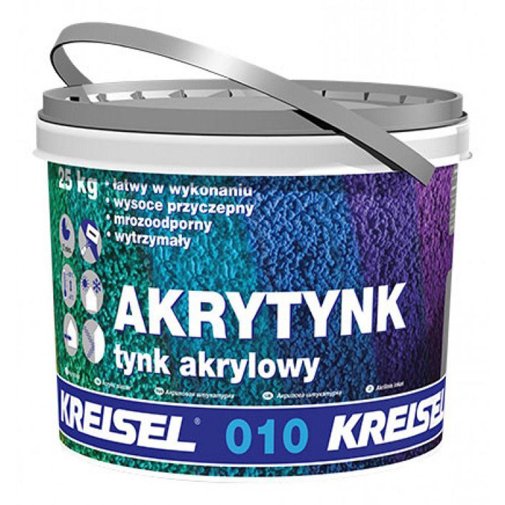 Штукатурка акриловая KREISEL 010 BR1,0 барашек (База А) 25кг (33) в Калининграде