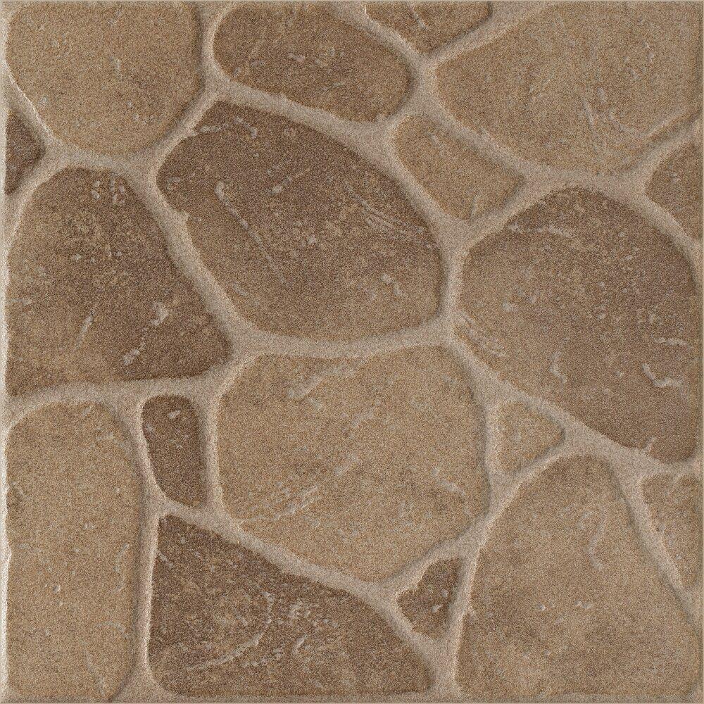 Плитка напольная Керамогранит Рио (Руфино) Коричневый (PEI-3) 29,7 х 29,7 х 0,75 в Калининграде