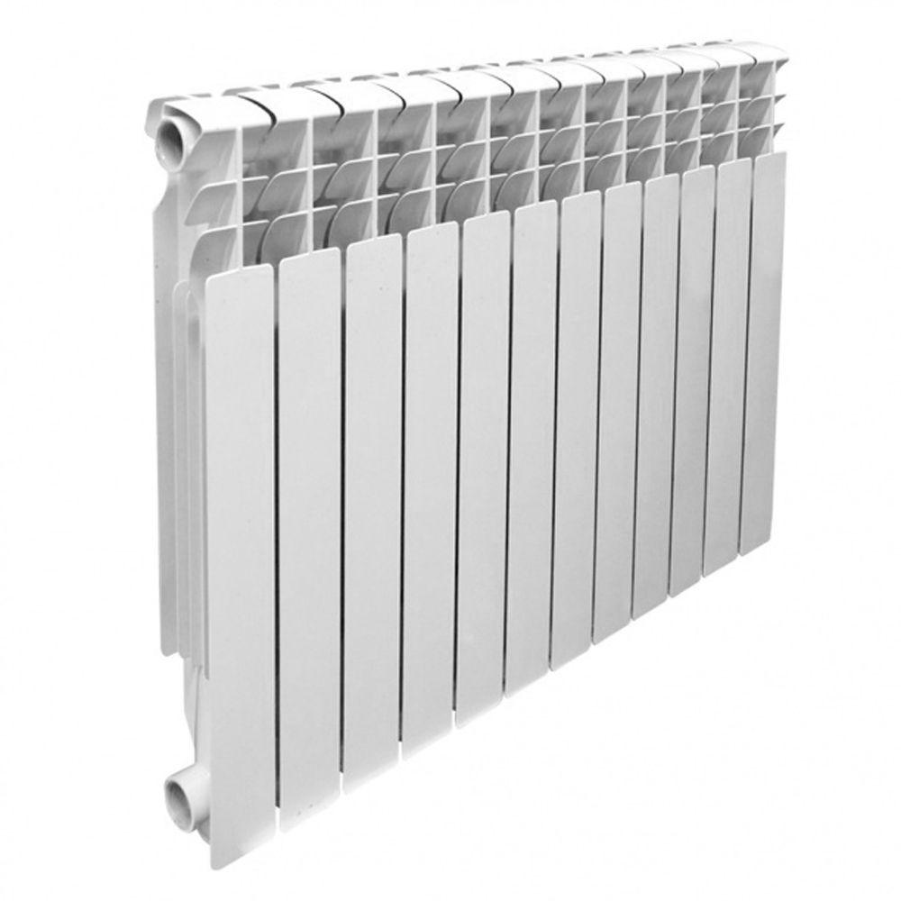 Радиатор алюминиевый KONNER LUX 500/80мм 12 секций (1500 Вт), Konner в Калининграде