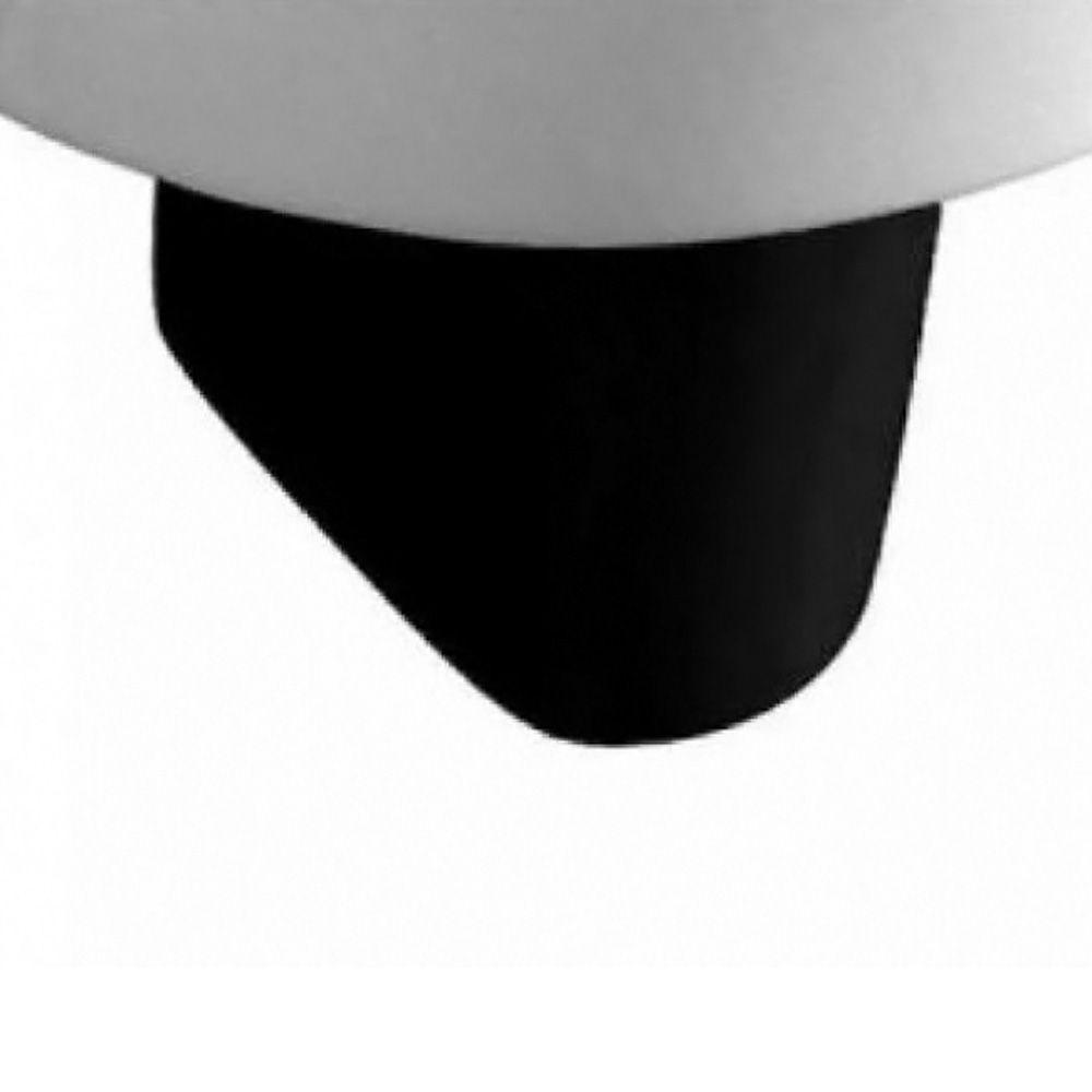 Полупостамент для умывальника Best Black Sanita Luxe в Калининграде