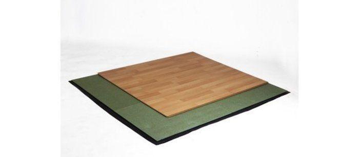 Подложка для напольных покрытий древесная 3 мм STEICO (6,992м2)