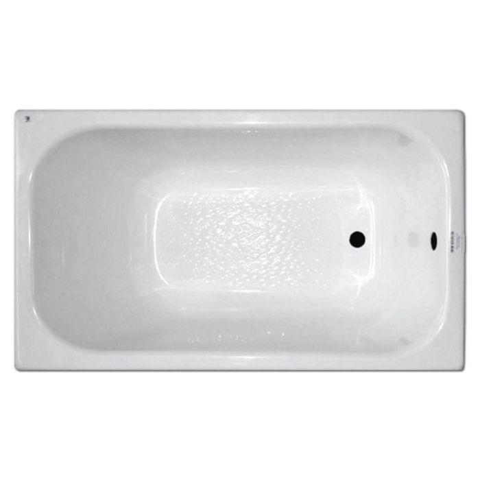 Ванна акриловая 120х70см Стандарт прямая (>100л), толщина листа 4мм. Тритон (без ножек) в Калининграде
