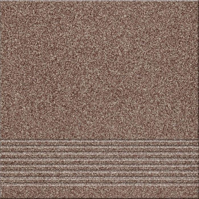 Грес Каллисто д/ступеней коричневый 29,7х29,7см в Калининграде