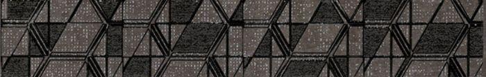 Бордюр для пола Ленситайл графит 7,2х45х0,85см в Калининграде