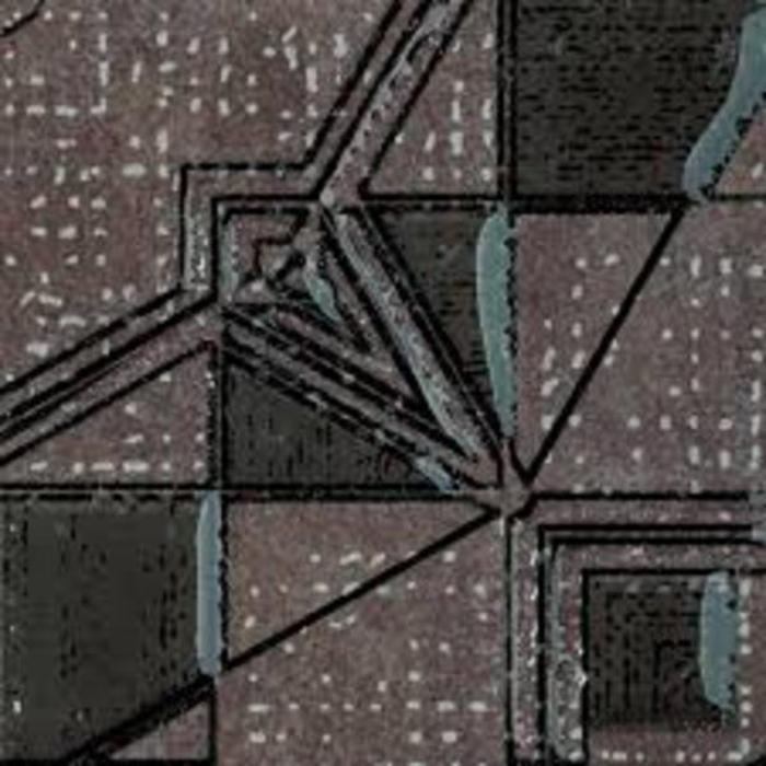 Бордюр для пола угловой Ленситайл графит 7,2х7,2х0,85см в Калининграде