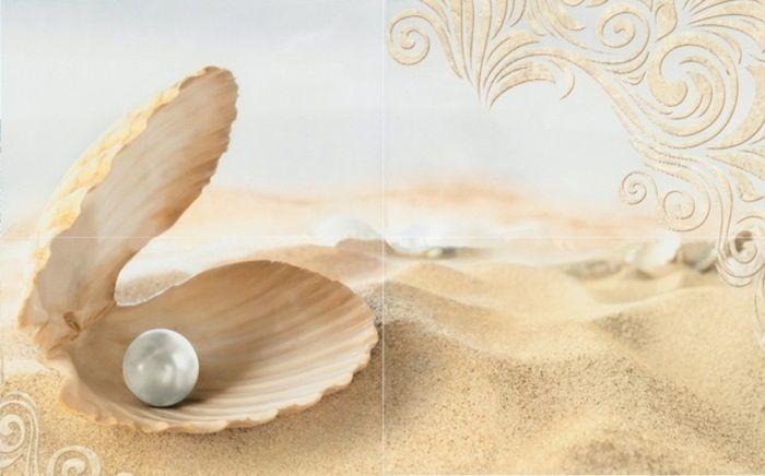 Панно для стен Амальфи санд 02 50х80х0,8см (комплект 4шт) в Калининграде