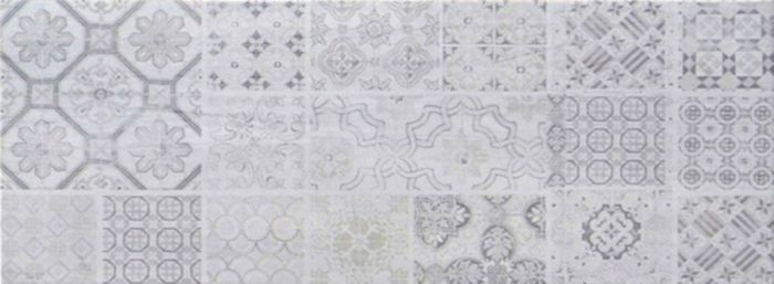 Плитка настенная Фьорды перла декор 20х50см в Калининграде