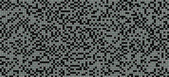 Плитка настенная Блэк энд уайт черная 20х44см BWG231R в Калининграде