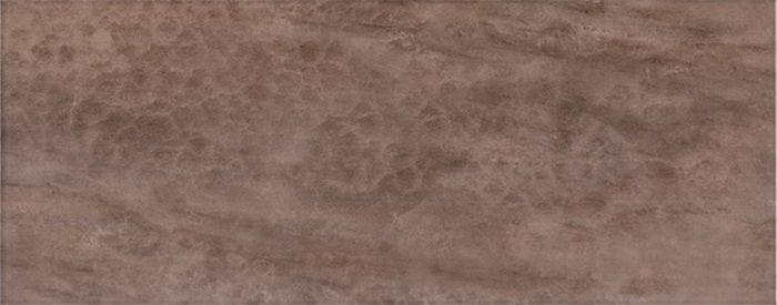 Плитка настенная Лакшми коричневая 7109T 20х50х0,8см в Калининграде