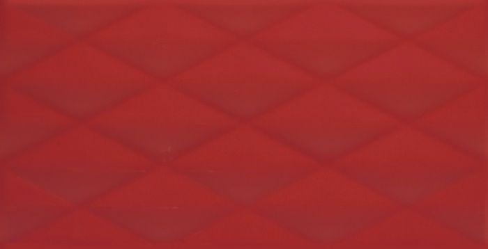 Плитка настенная Беличита красная ромбы 30х60см в Калининграде