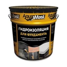 Мастика битумная гидроизоляционная AquaMast (18 кг, 36 шт/палл) ТехноНиколь в Калининграде