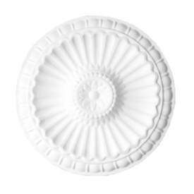 Розета декоративная К6, диаметр-28 см, DOMSTYL