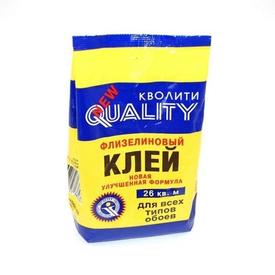 """Клей д/обоев """"QUALITY"""" Флизелин 200гр в Калининграде"""