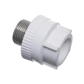 Муфта ППР белая 1 (НР)х32 мм РосТурПласт