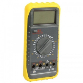 Мультиметр цифровой Professional MY61 ИЭК в Калининграде