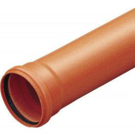 Труба канализационная ПВХ 315х7,7х6000мм SN4 наружная в Калининграде