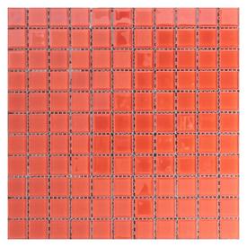 Мозаика д/стен Red Rose стеклянная 29,5x29,5 в Калининграде