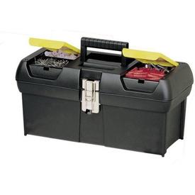 Ящик для инструмента 12,5 с 2 органайзерами и металлическим замком STANLEY 2000 в Калининграде