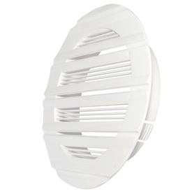 Решетка вентиляционная 134мм круглая с фланцем на 100мм BELLA 100 в Калининграде
