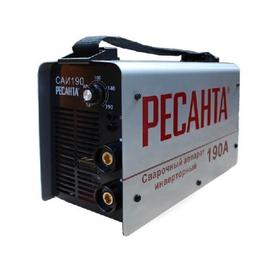 Аппарат сварочный инверторный САИ 190 Ресанта в Калининграде