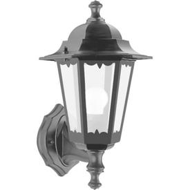 Светильник садово-парковый 60W E27 230V БРА вверх черный 6101 FERON в Калининграде