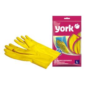 Перчатки резиновые размер L YORK в Калининграде