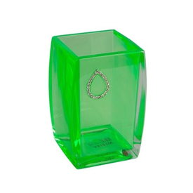 Стакан настольный, Green Cristal  (А9181 W) в Калининграде