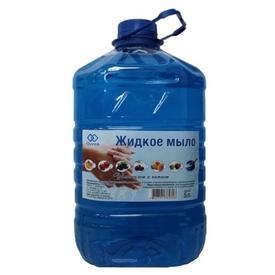 Мыло жидкое нейтральное 5л бутылка в Калининграде