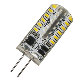 Лампа LED LB-422 G4 12V 3W 2700K бел/тепл FERON в Калининграде