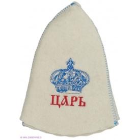 """Шапка для бани """"Царь"""", войлок в Калининграде"""