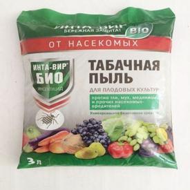 Пыль табачная 3л Огородник Фаско в Калининграде