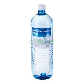 Вода дистиллированная 1,5л в Калининграде