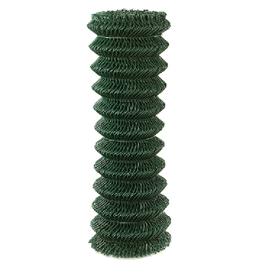 Сетка рулонная 1,5х25м c ПВХ покрытием 2,5мм зеленая, ячейка 50х50мм в Калининграде