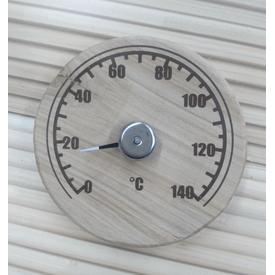 Термометр для бани открытый, круглый в Калининграде