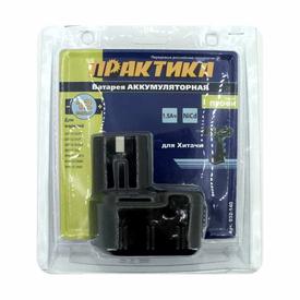 Аккумулятор для HITACHI 14В, 1,5А, NiCd ПРАКТИКА БЛИСТЕР в Калининграде