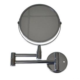 Зеркало для ванной косметическое, раздвижное, нержавейка САНАКС в Калининграде