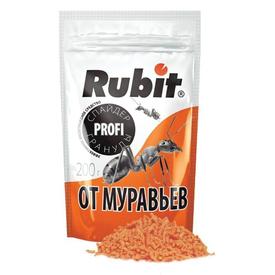 Средство от муравьев гранулы 200г RUBIT (1/25) в Калининграде